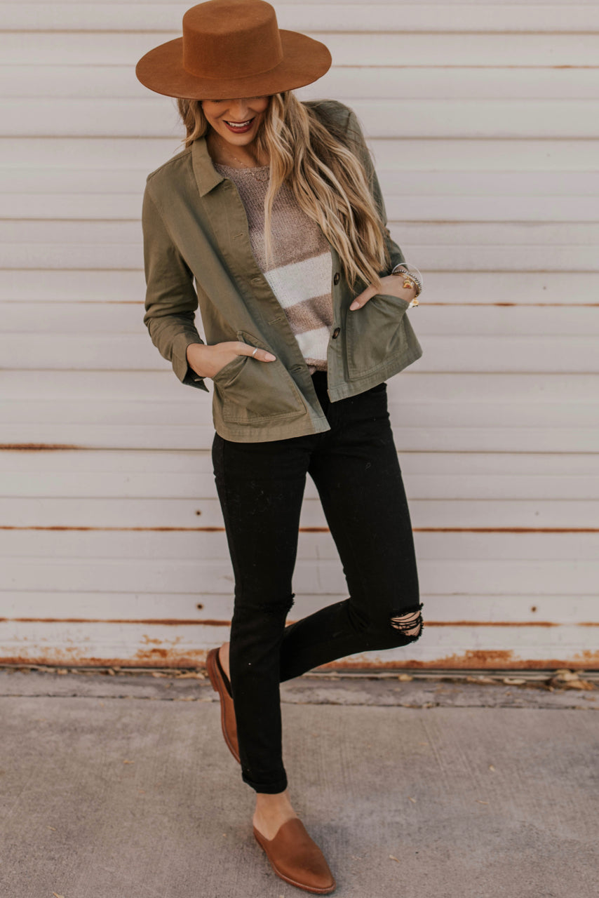 The Revolution Jacket Outfit | ROOLEE