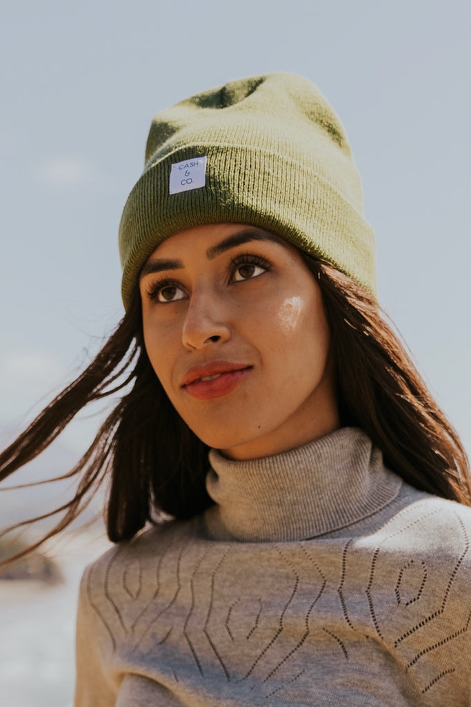 Cash & Co. Pine Beanie