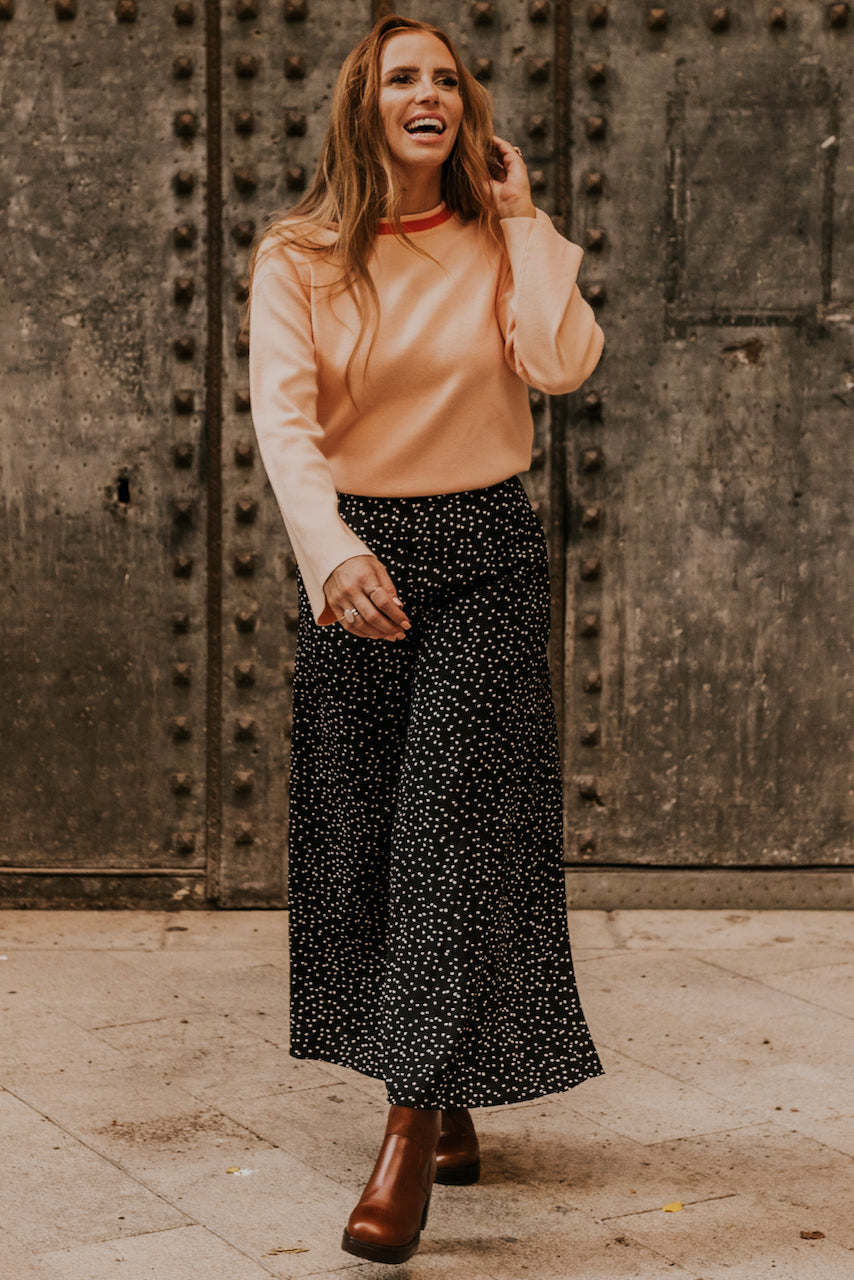 Wide Leg Statement Pants | ROOLEE