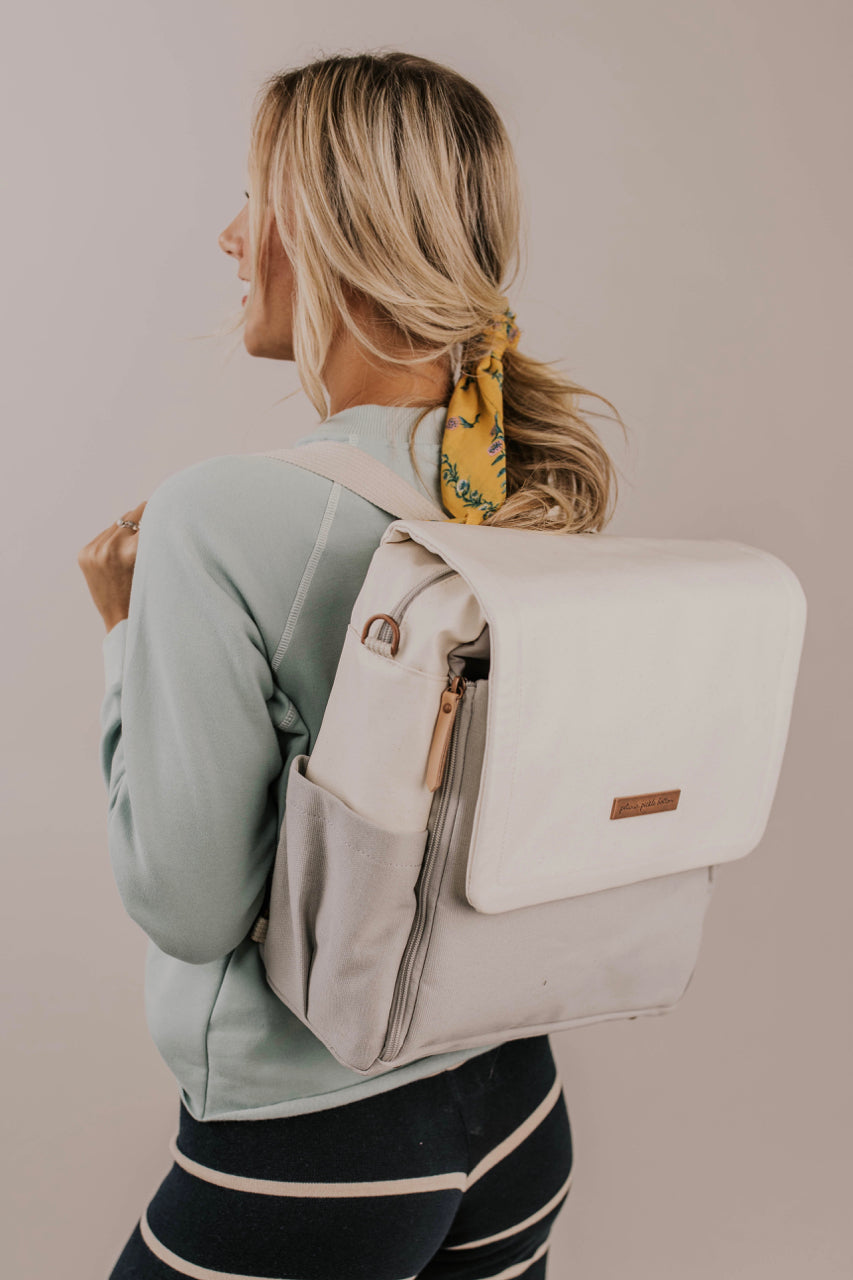 Modern Diaper Bag Backpack | ROOLEE