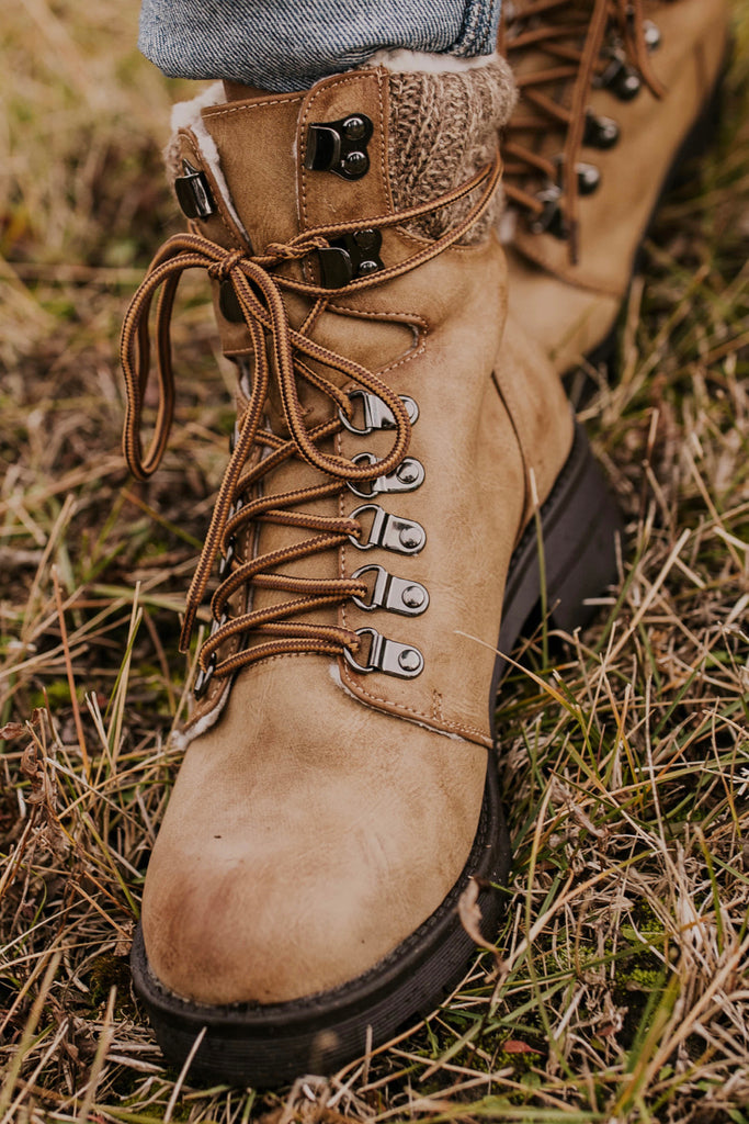 Winter Lace Up Boots | ROOLEE Footwear