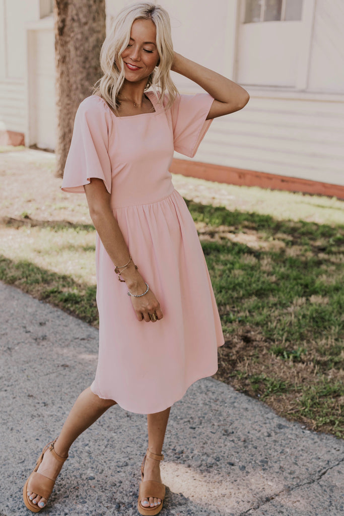 Wedding Guest Outfit | ROOLEE