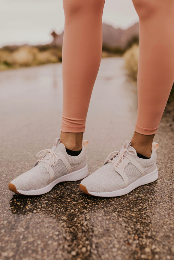 Light Grey Sneakers | ROOLEE