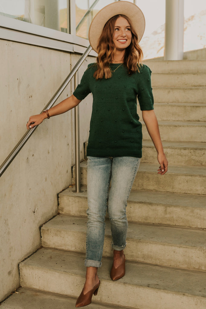 Green Fall Shirts | ROOLEE
