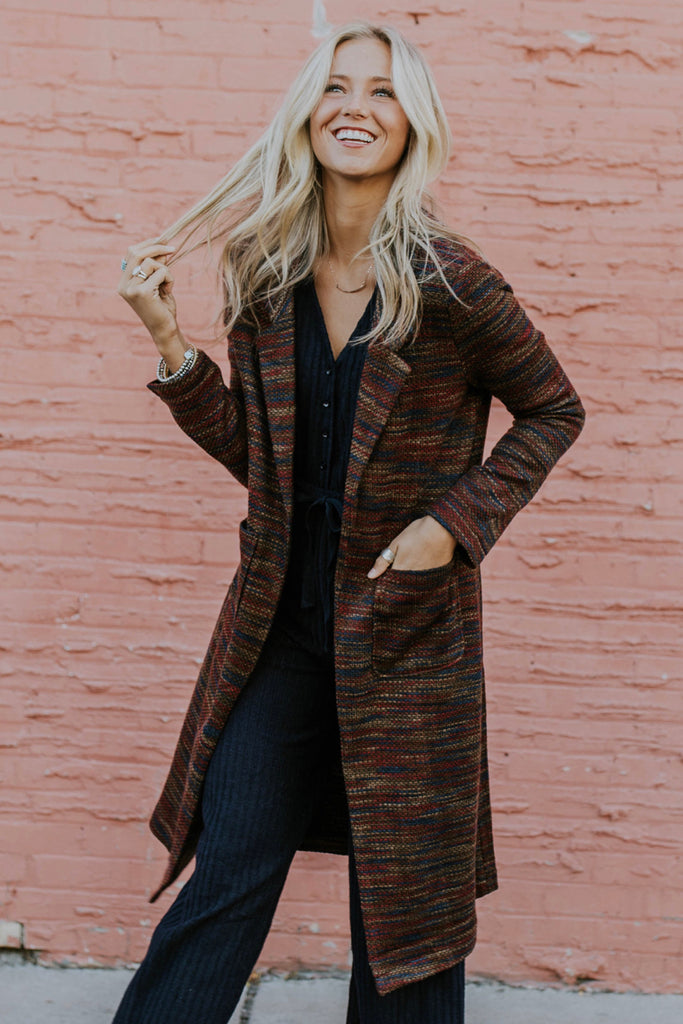 Orchard Avenue Overcoat | ROOLEE