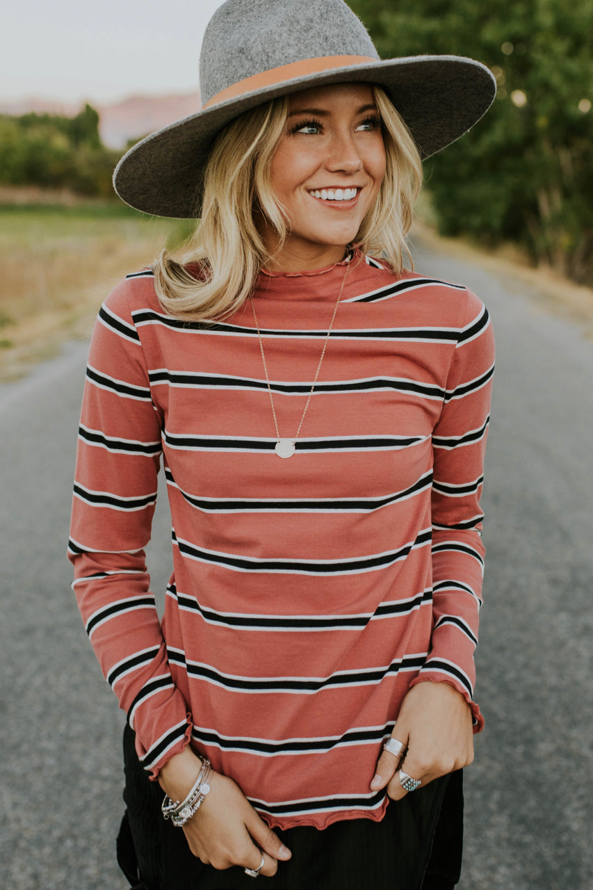 Richwood Stripe Top | ROOLEE