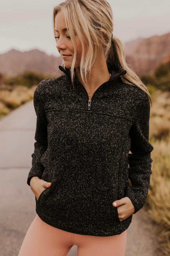 Activewear Spring Pullover | ROOLEE
