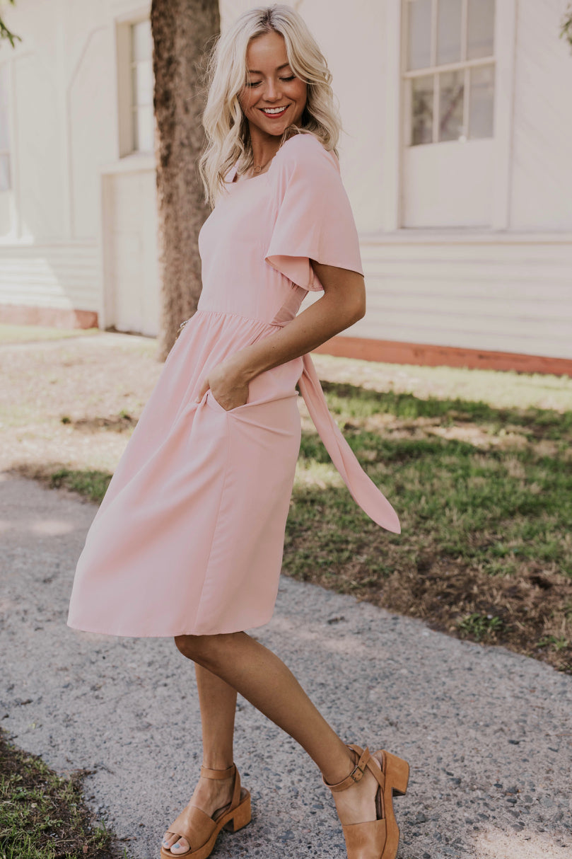 Simple Wedding Guest Dresses | ROOLEE