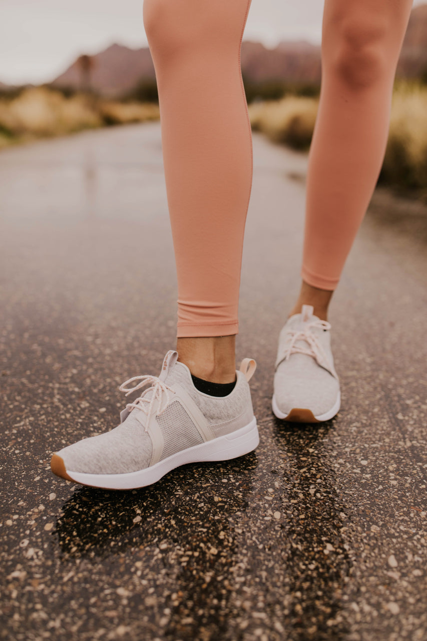 Women's Grey Sneakers | ROOLEE