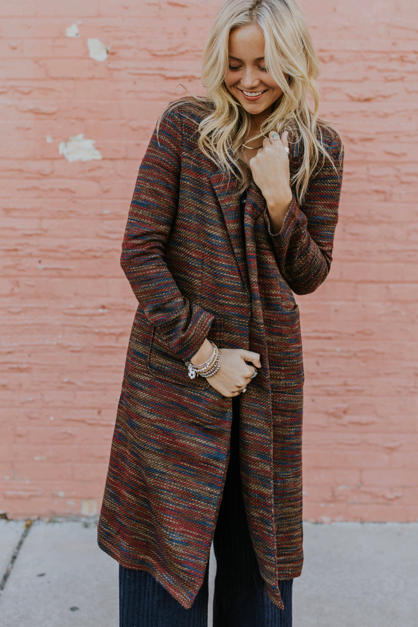 Autumn Overcoat Ideas Outfit | ROOLEE