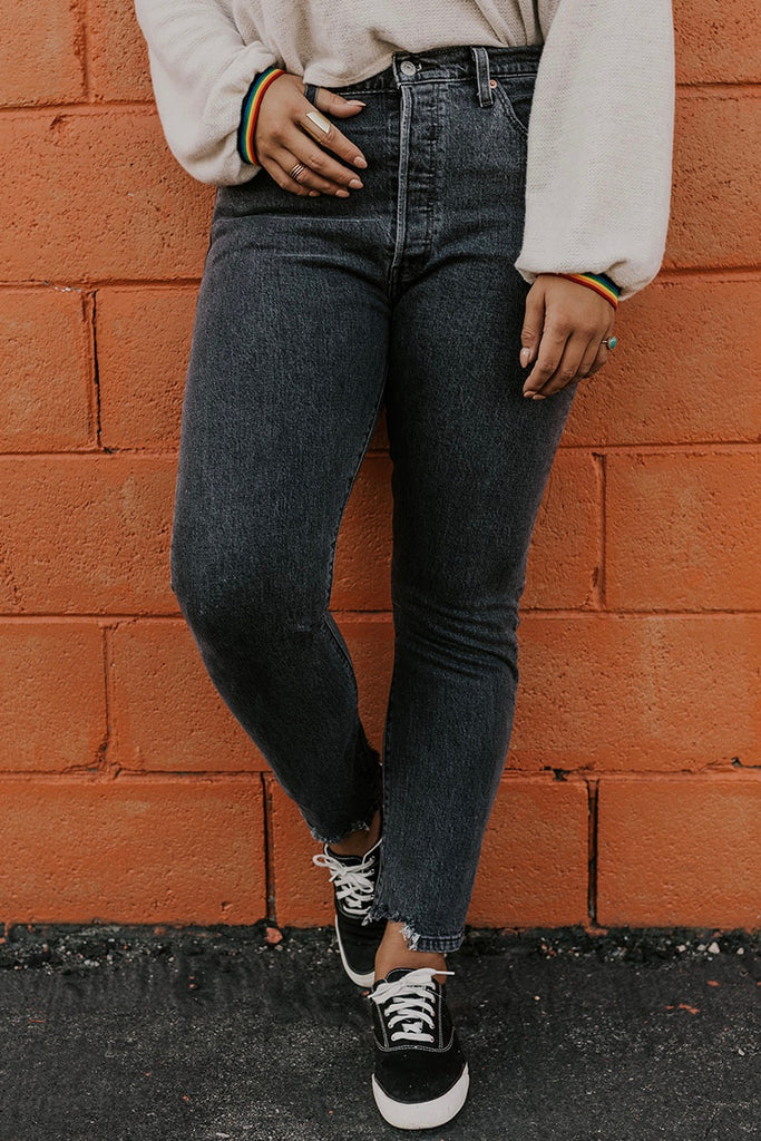 Cute Back to School Jeans | ROOLEE