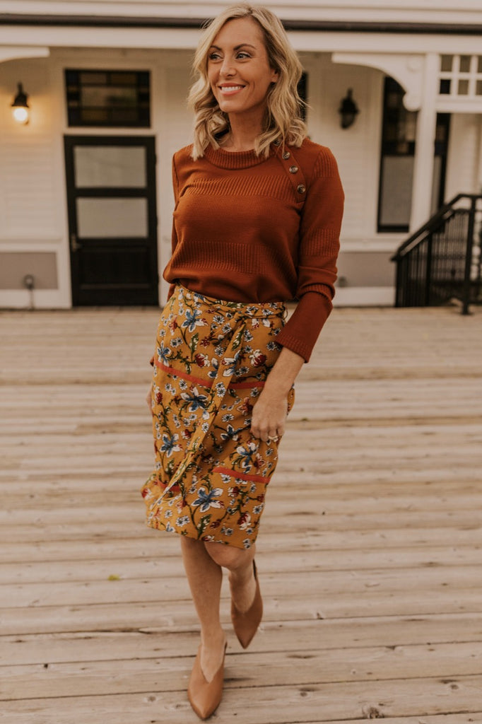 Comfy Dressy Fall Outfits | ROOLEE