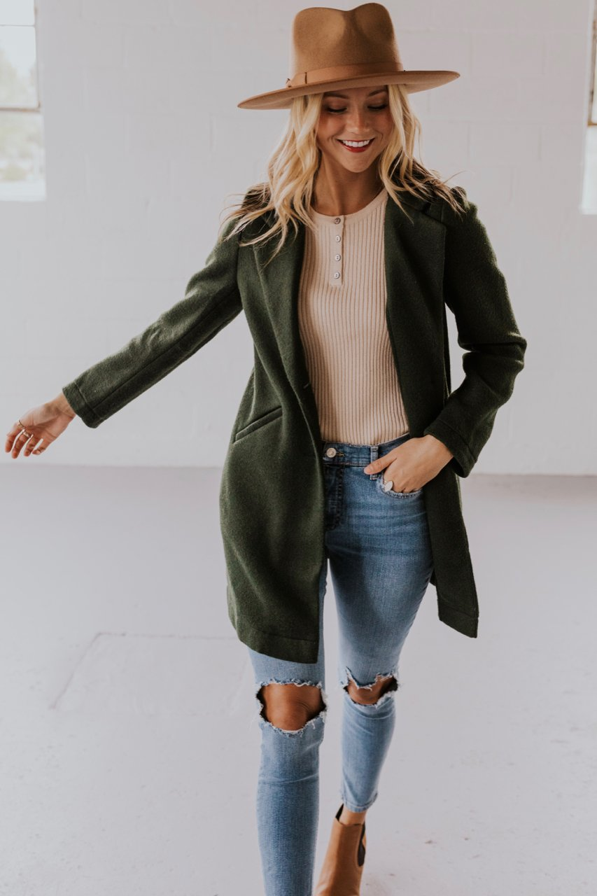 Fall Coat | ROOLEE