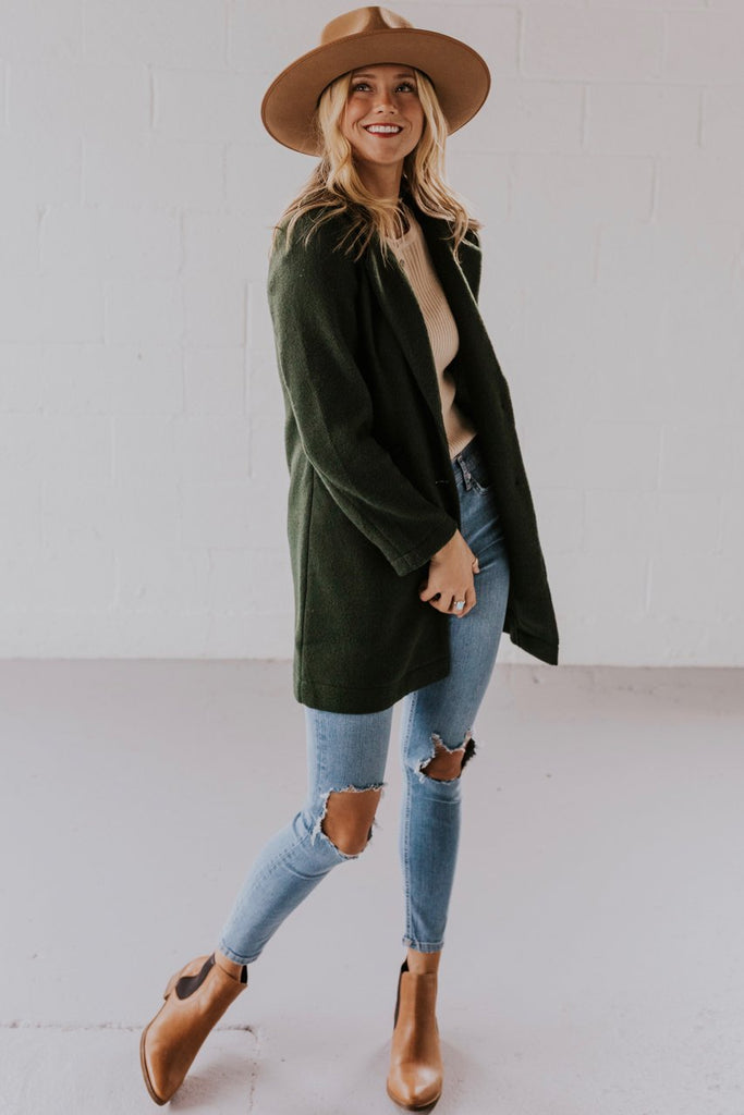 Long Coat | ROOLEE