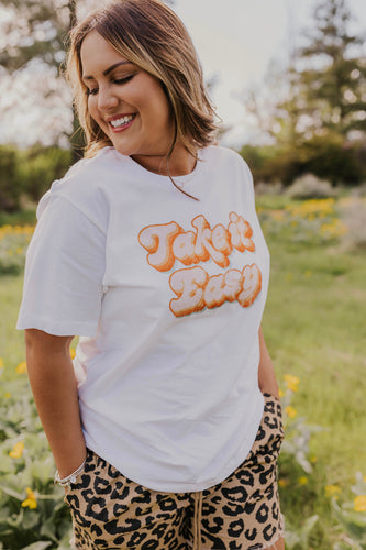 Retro Ringer Tee - Women's Graphic Tee | ROOLEE
