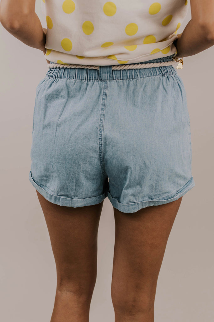 Cute Denim Shorts | ROOLEE