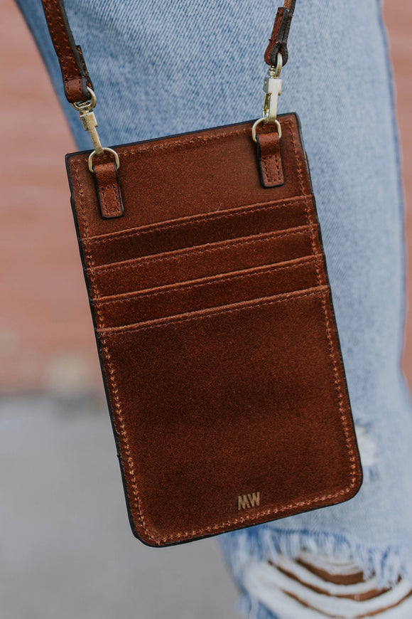 Leather Crossbody Bag | ROOLEE