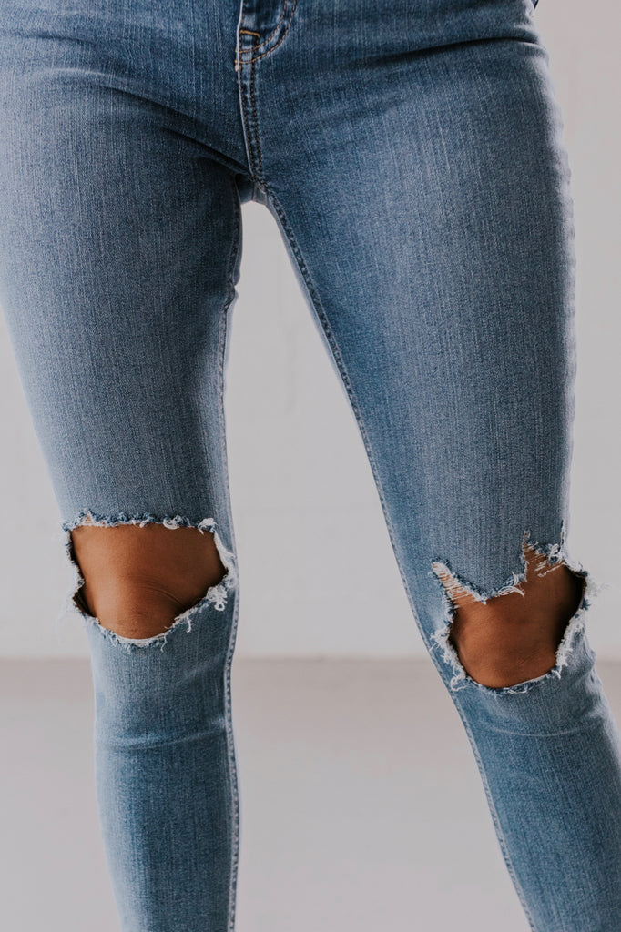 Denim Jeans for Women | ROOLEE