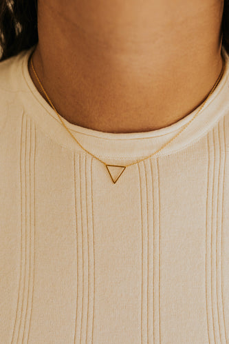 Gold Everyday Necklace | ROOLEE