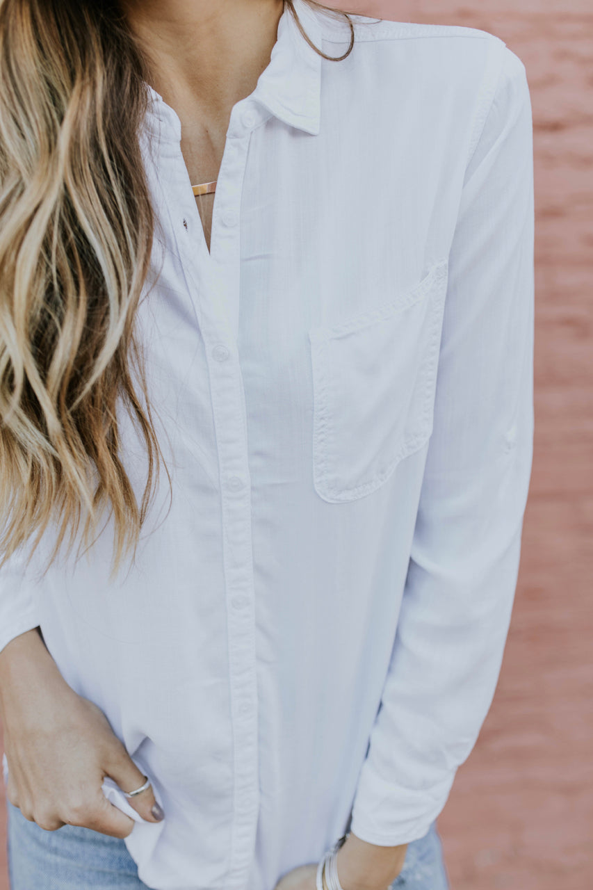 Monae Classic Button Up | ROOLEE