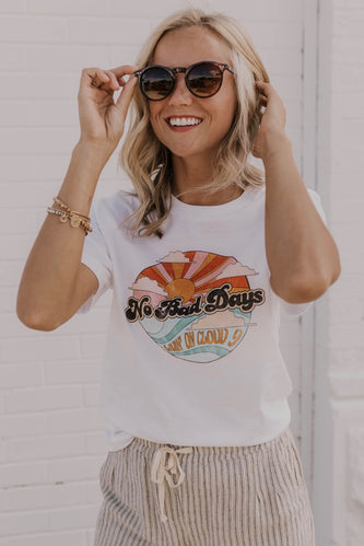 Graphic Tee No Bad Days | ROOLEE