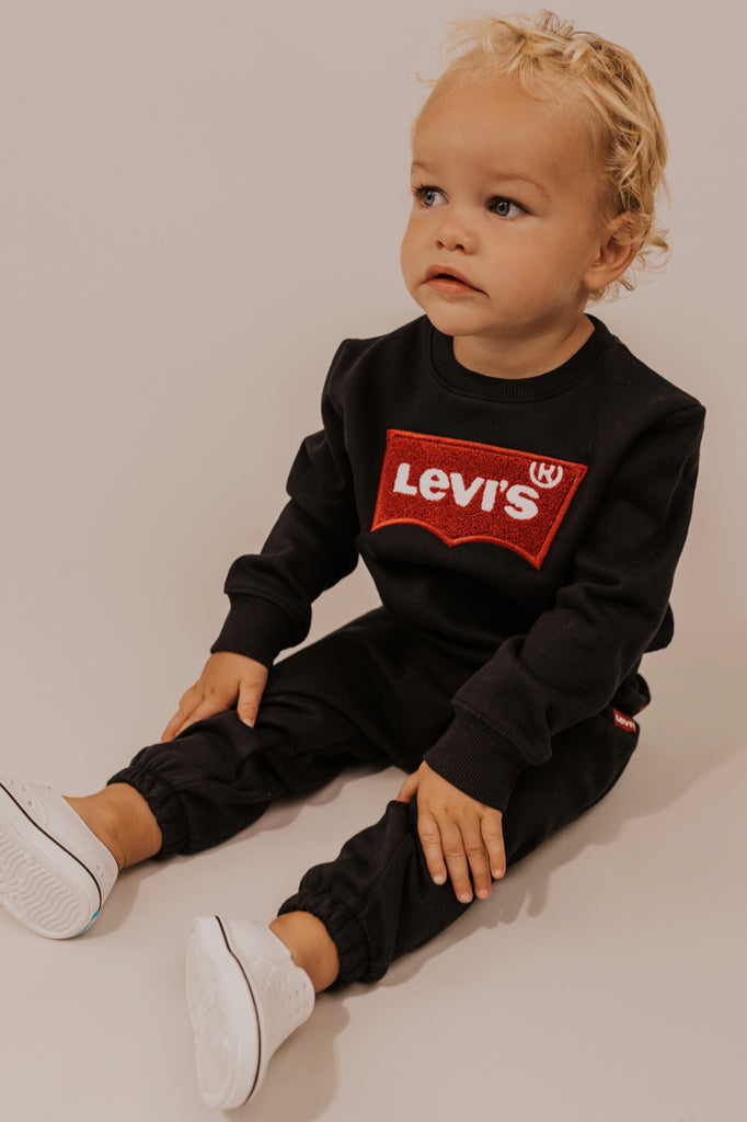 Levi's Logo Sweat Set | ROOLEE