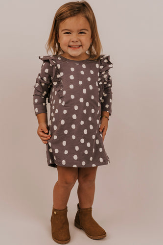 Lacee Dot Dress | ROOLEE