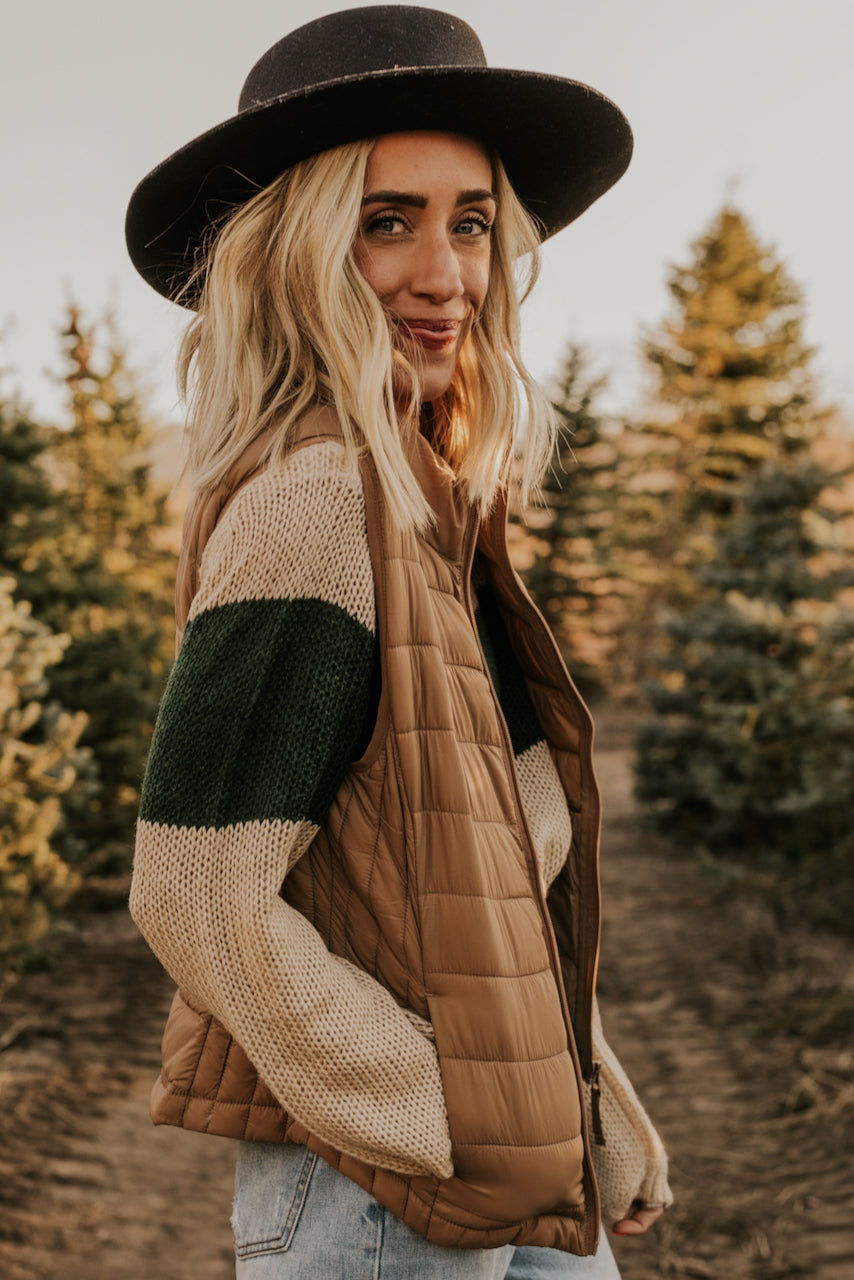 Sweaters to Wear for Winter Pictures | ROOLEE