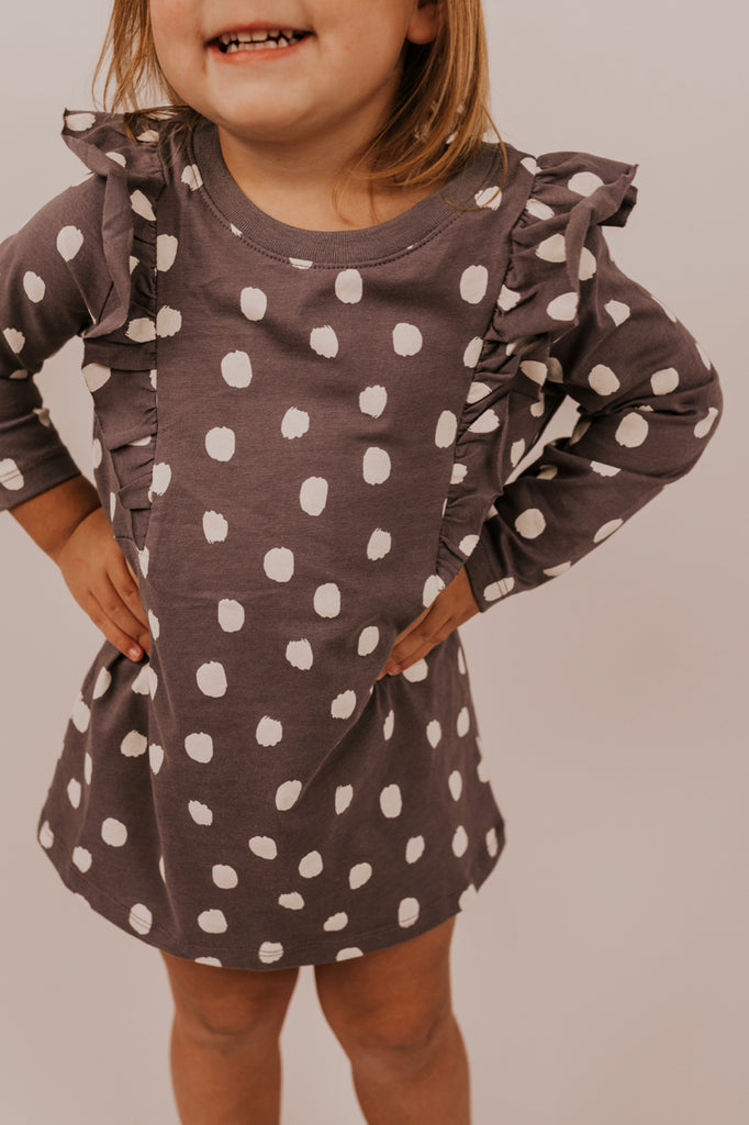 Polka Dot Dress | ROOLEE