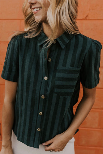 Button Up Layering Top | ROOLEE
