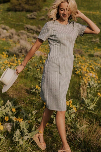 Nursing Friendly Summer Dress | ROOLEE