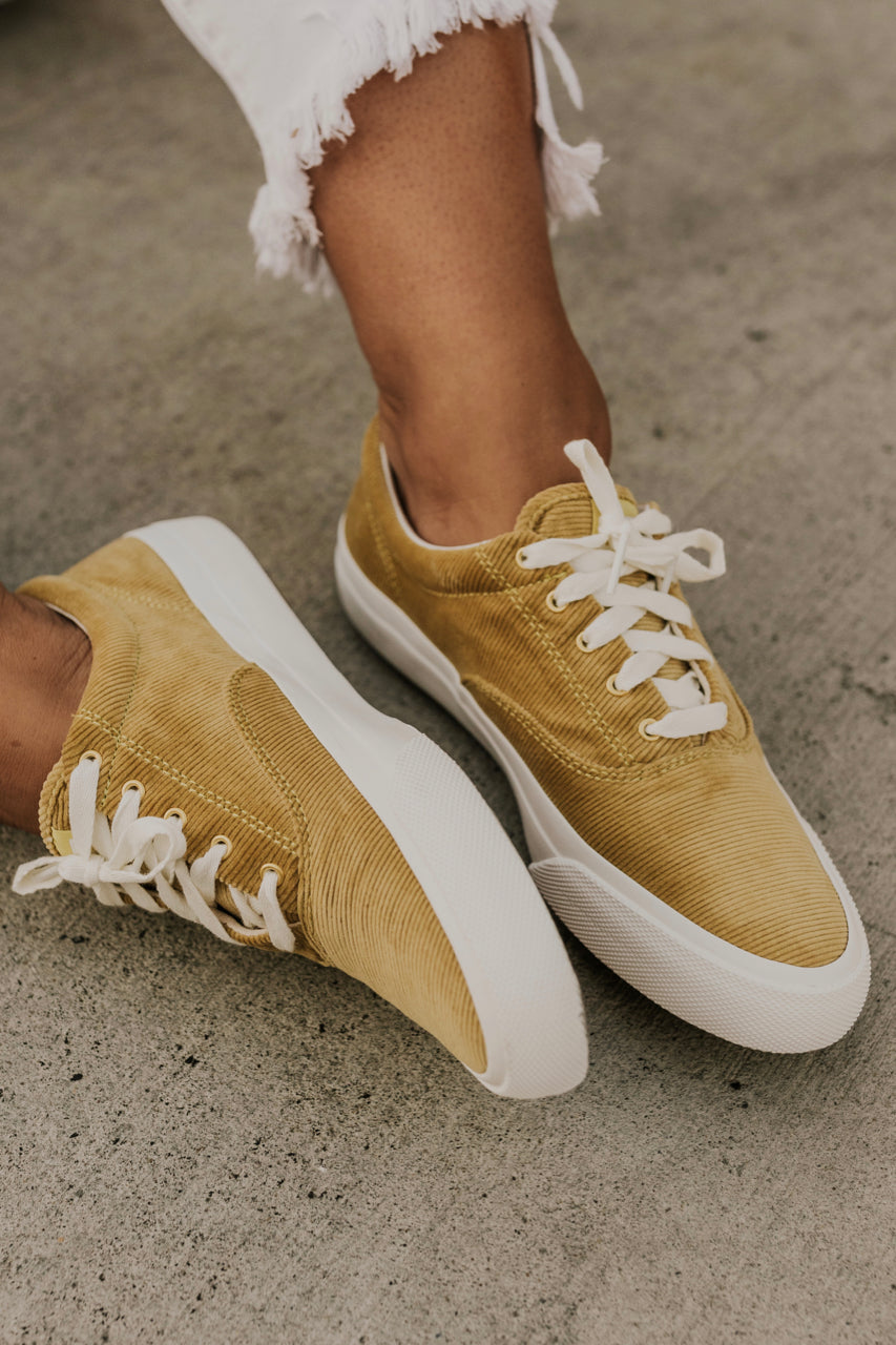 Lace Up Sneakers | ROOLEE