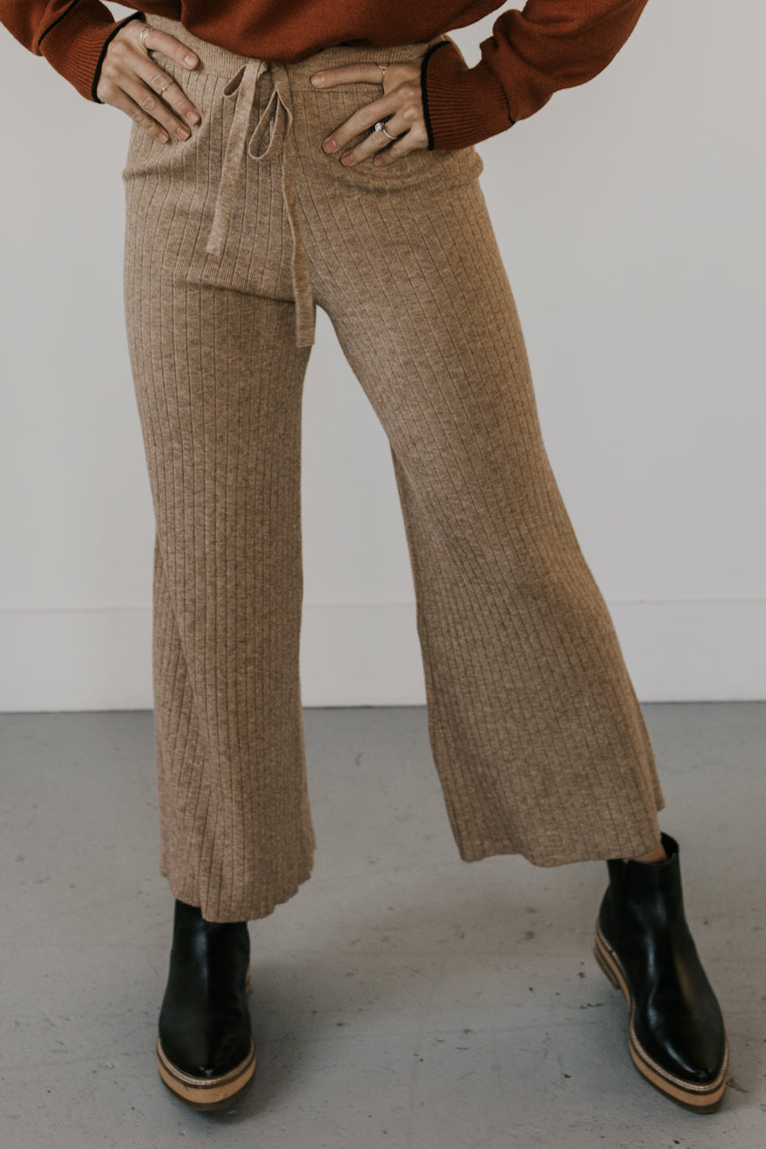 Women's Knit Pants | ROOLEE