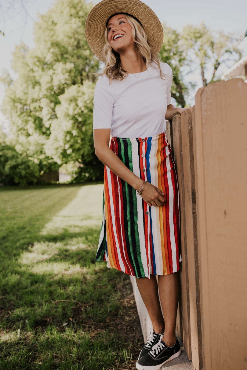 Modest Summer Outfit Ideas | ROOLEE
