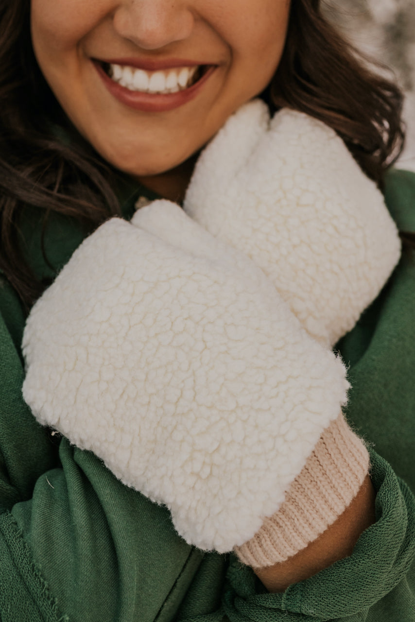 Sherpa Mittens | ROOLEE