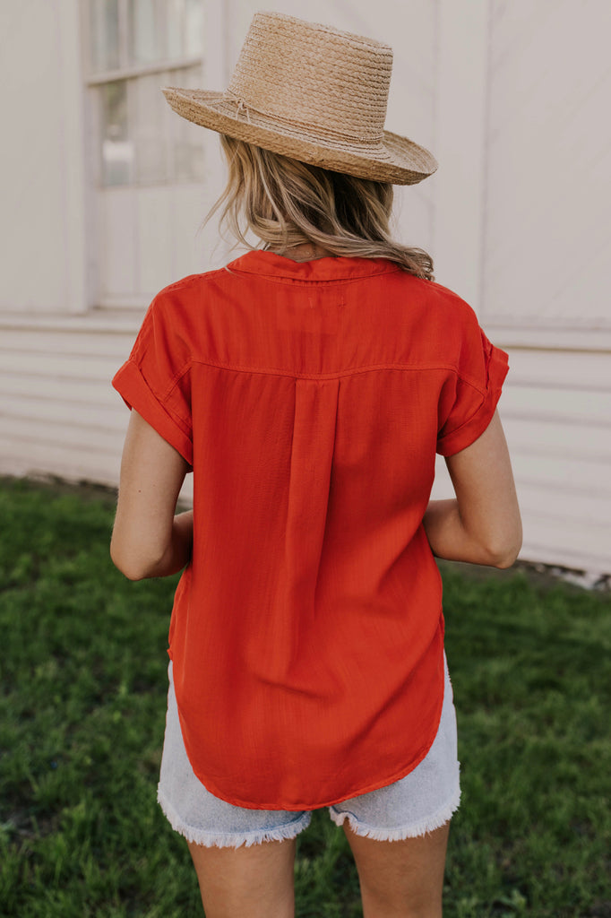 Modest Women's Summer Top | ROOLEE