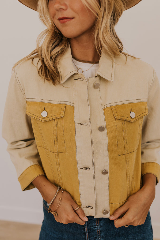 Denim Jackets For Women | ROOLEE