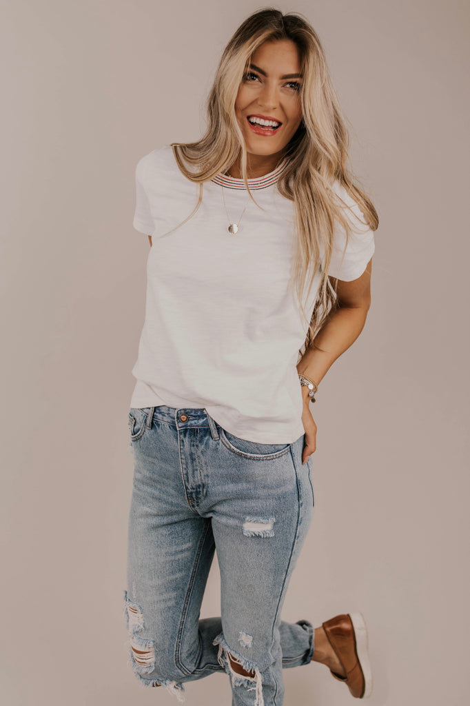 Cute Outfits For Spring | ROOLEE Tops