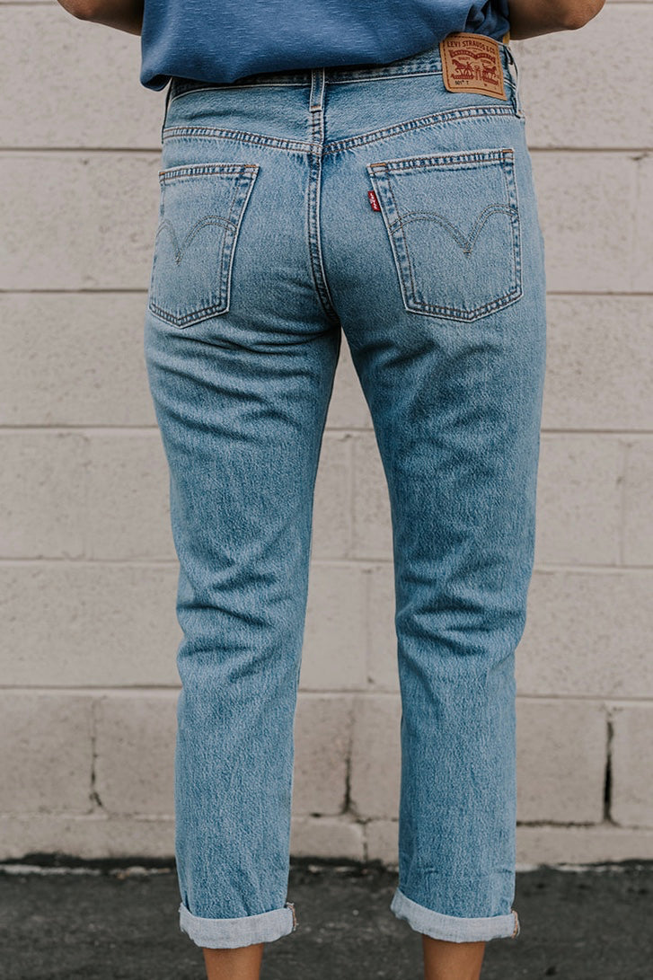 Tapered Jeans for Women | ROOLEE