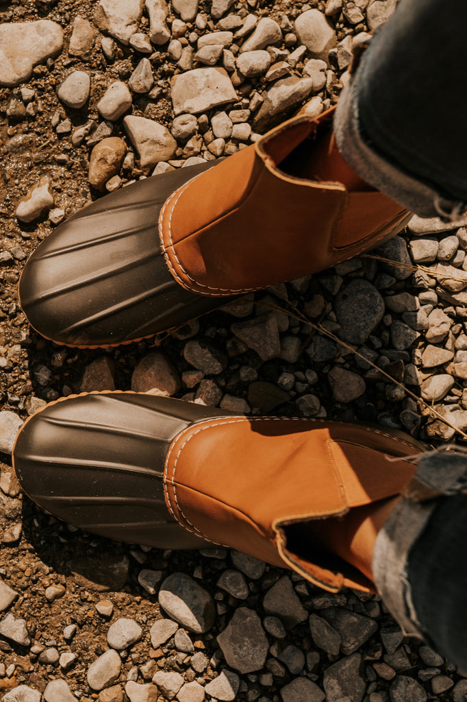 Rubber Duck Boots For Winter | ROOLEE