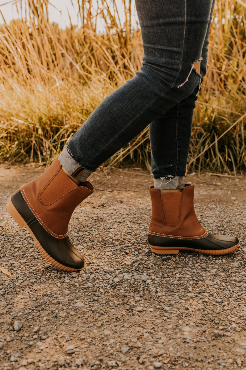 Slip on Duck Boots | ROOLEE