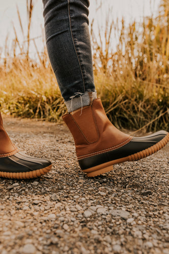 Slip On Women's Duck Boots | ROOLEE