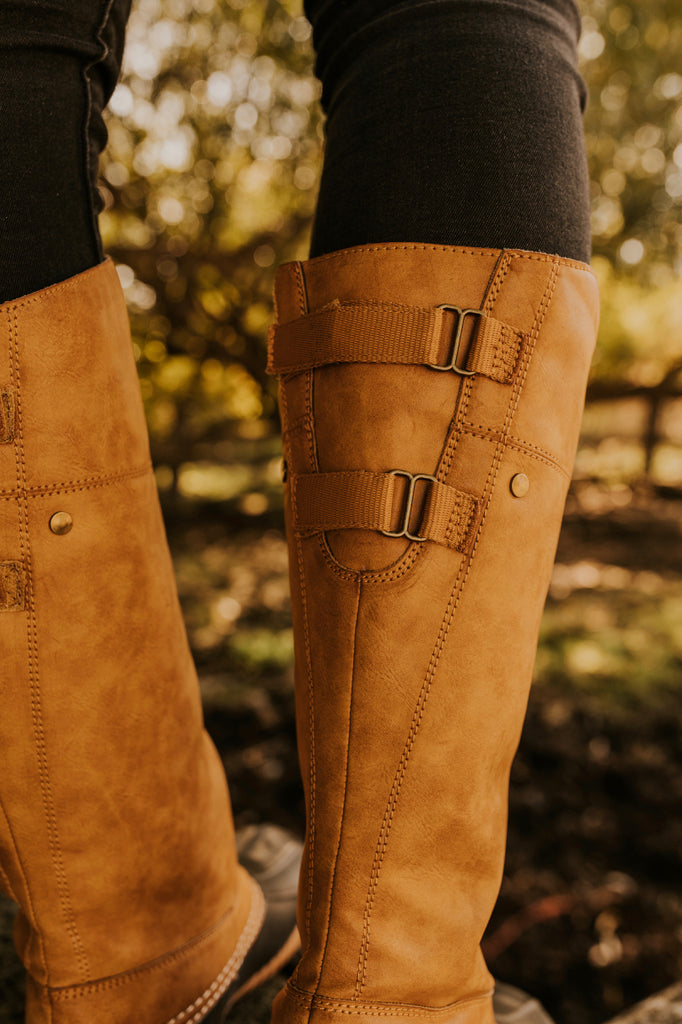 Tall Fall Boots | ROOLEE