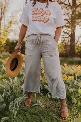 Comfortable Wide Leg Pants | ROOLEE