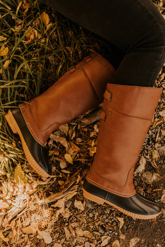 Tall Duck Boots | ROOLEE