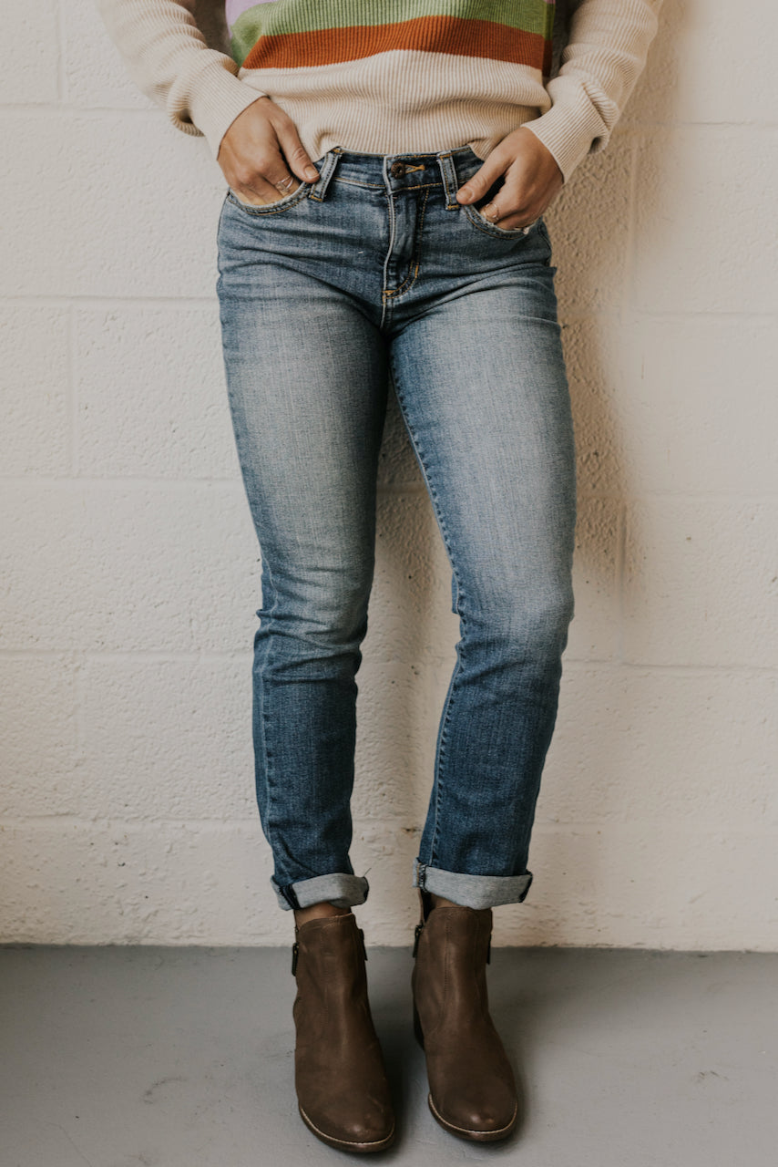 Medium Wash Jeans | ROOLEE