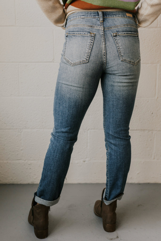 Denim Jeans for Fall | ROOLEE