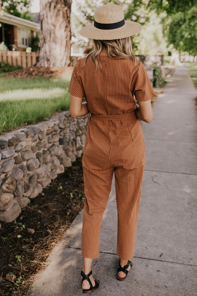 Women's Modest Summer Jumpsuit | ROOLEE
