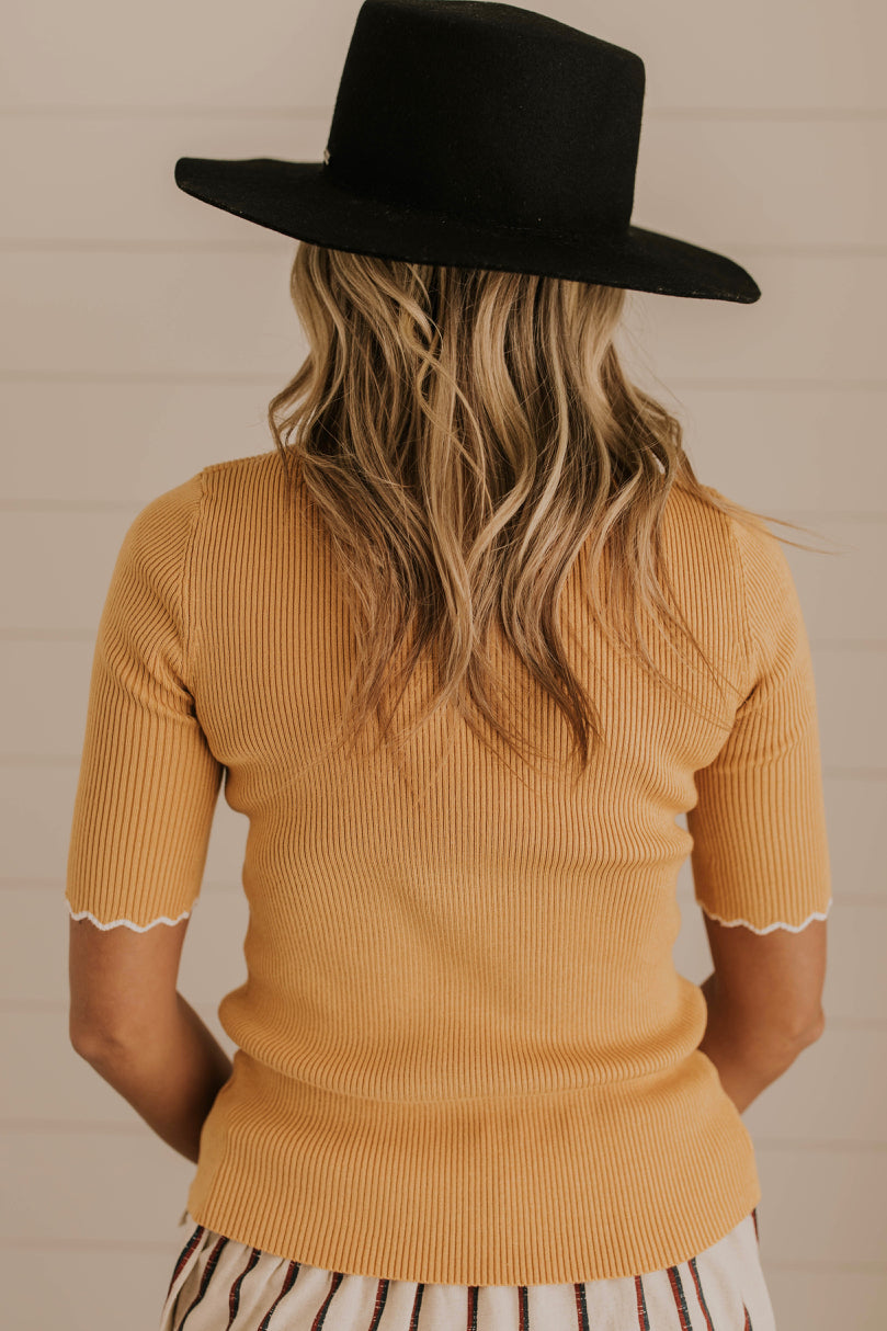 Mustard Fall Outfits | ROOLEE