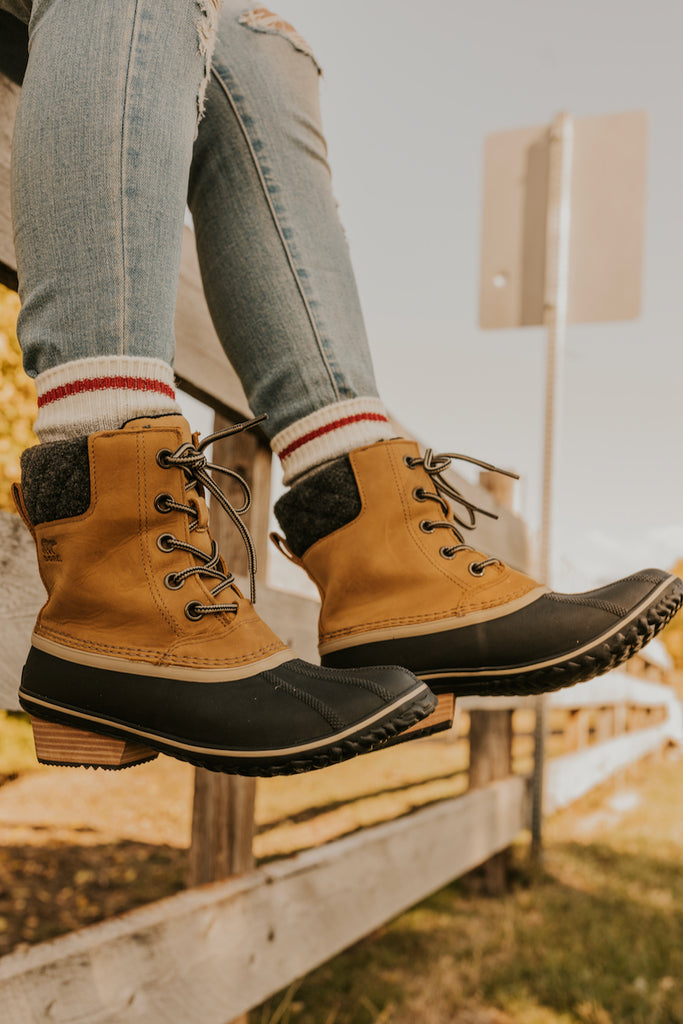 Winter Waterproof Footwear | ROOLEE